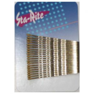 Gold Bobby Pins - 20ct.