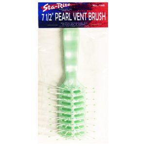 Cushion Tip Pearlized Vent Brush