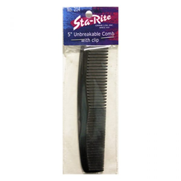 Comb with Clip