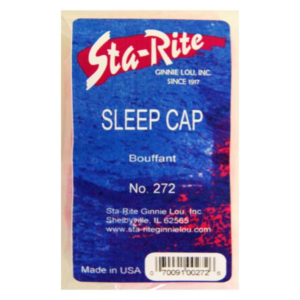 Eyelet Covered Sleep Cap