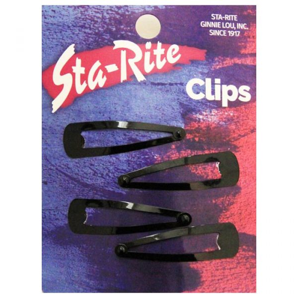 Metal Snap-Eze Clips - 4ct.