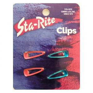 "Assorted Snap-Eze Clips (1¼"")"