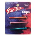 Duck Clips - 3ct. - Assorted