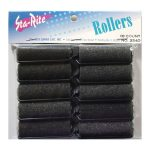 Medium Black Foam Rollers
