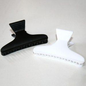 "Black/White Clamps (3"")"