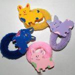 Character Pony Oh's - Rabbits