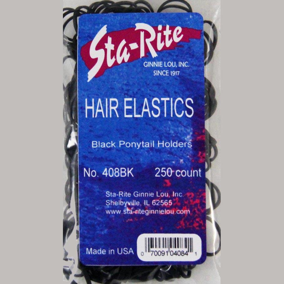 Hair Elastics – 250ct.