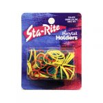 #8 Rubber Bands - 100ct. - Assorted Colors