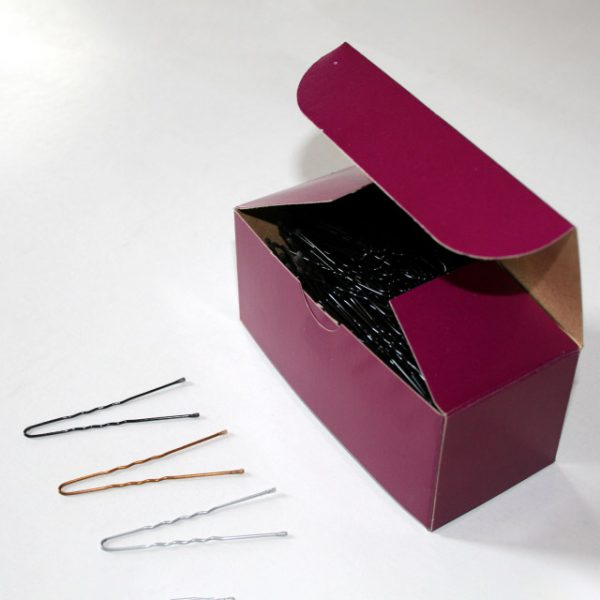 Tipped Hairpins