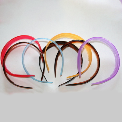 Bulk Plastic Headbands