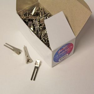 Bulk Double Prong Clips