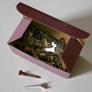Bulk Single Prong Clips